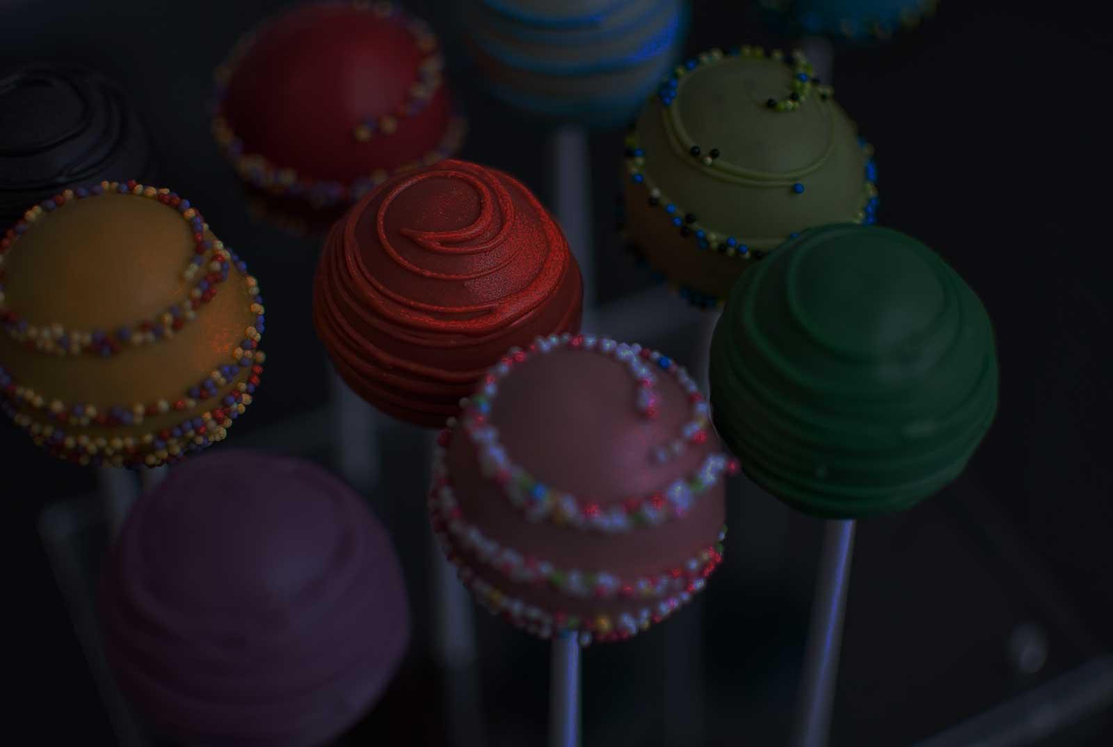 Cake pops (sütinyalókák)