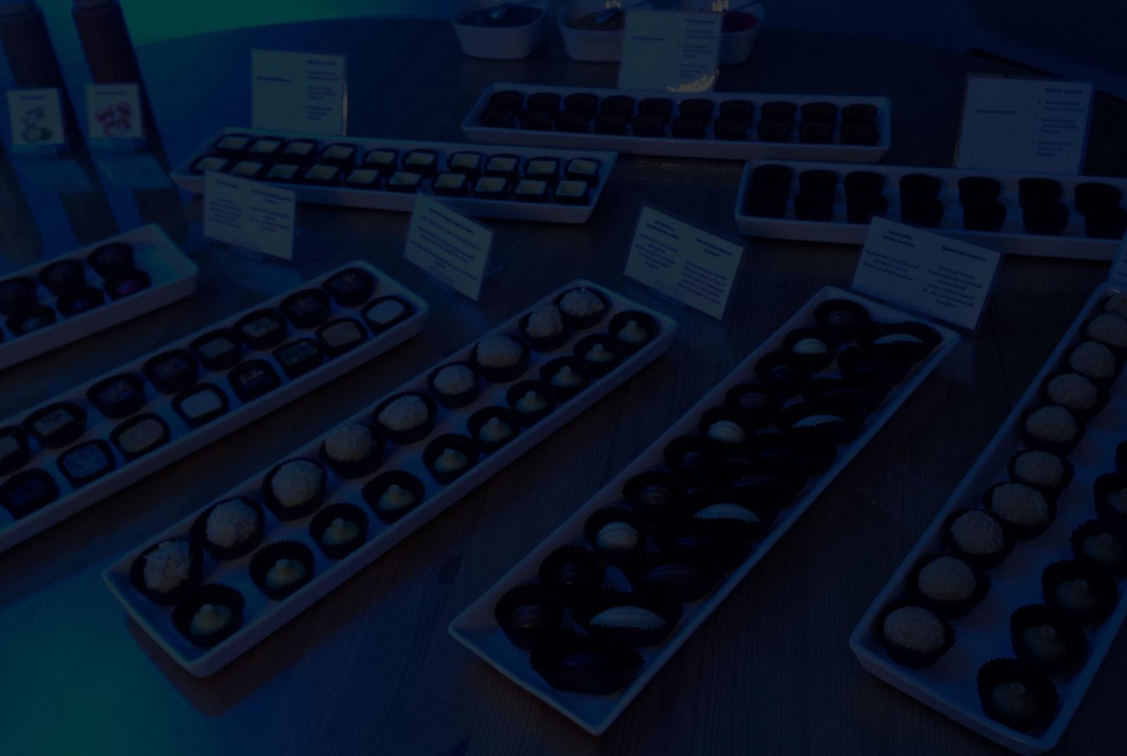 Csokoládé kóstolók, rendezvények