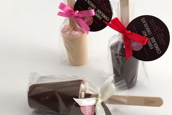 Forró csokoládék